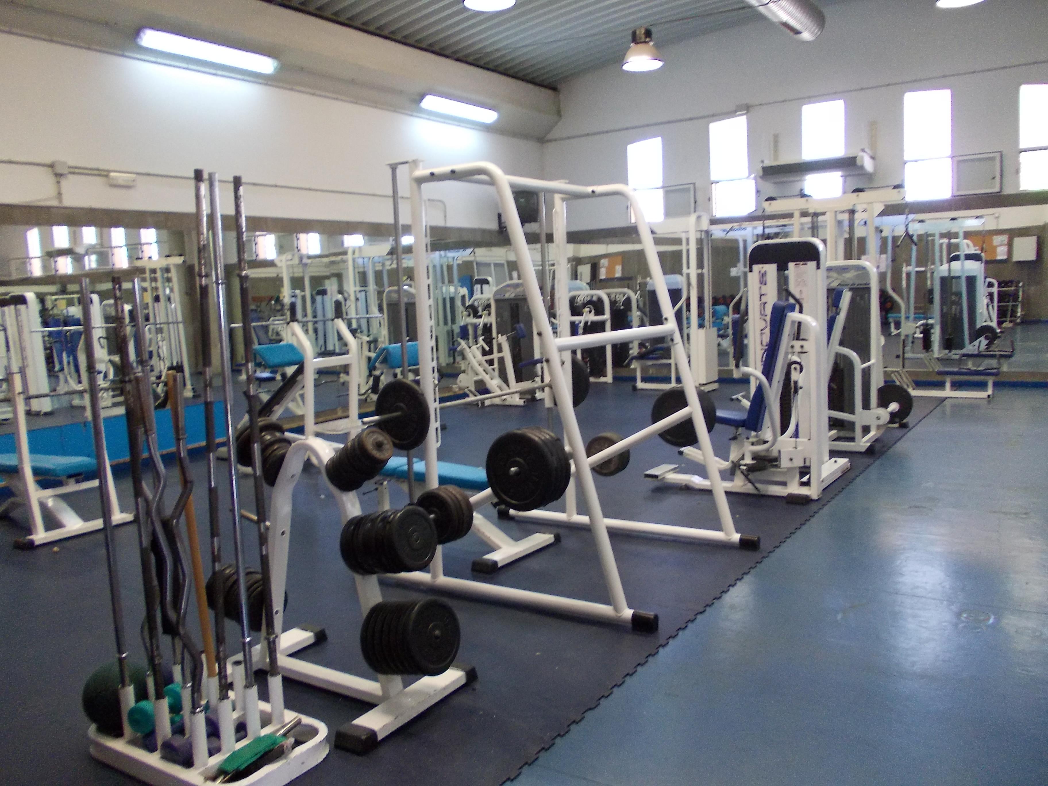 El gimnasio de guadalquivir da un paso m s en la mejora de for Gimnasio mas