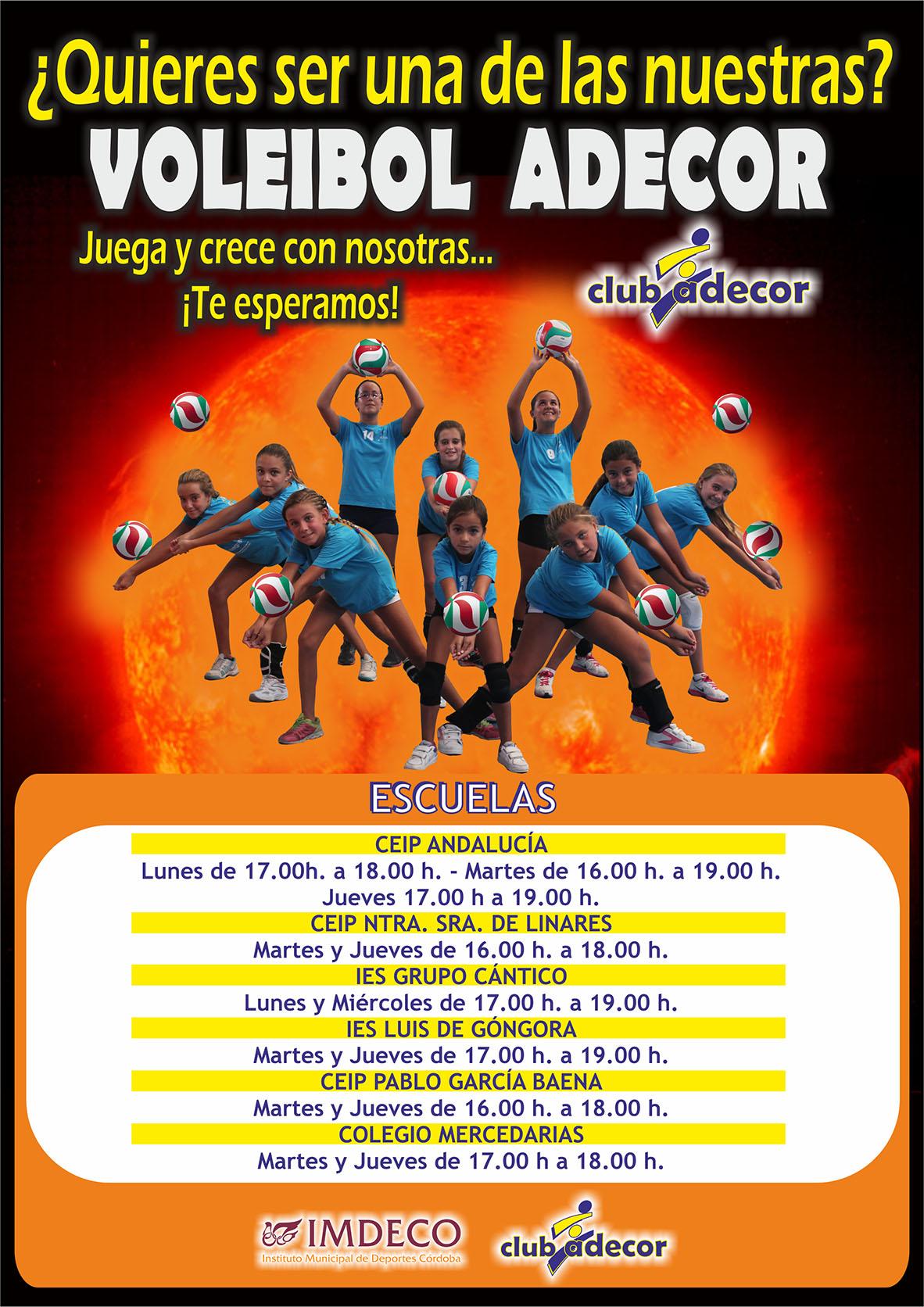 CARTEL ESCUELAS CAPTACION 16 17